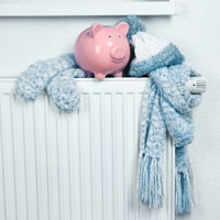 Save energy in the winter